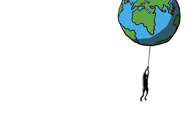 Este planeta no necesita que lo salven