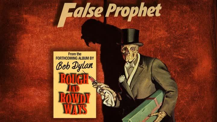 El nuevo disco de Bob Dylan: 'Rough and Rowdy Ways'.