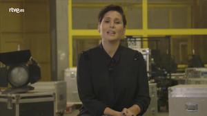 Rosa, ganadora de la primera edición del programa de TVE Operación Triunfo.