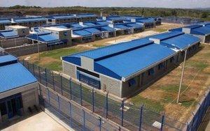 La prisión La Joyita de Panamá.