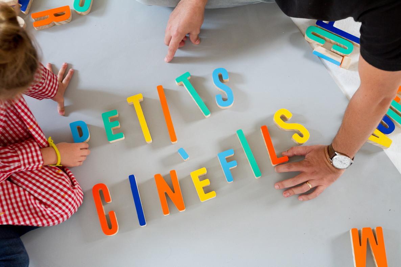 Imagen anunciadora del ciclo Petits Cinèfils en CaixaForum.