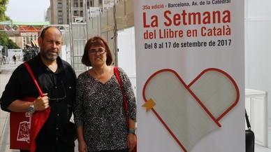 La Setmana del Llibre en Català vuelve a la Catedral
