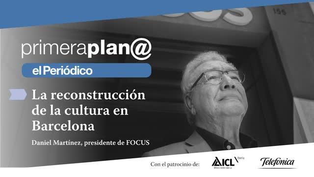 Primera Plan@: Daniel Martínez (Focus) charla con Carol Álvarez, Marta Cervera y Julián García