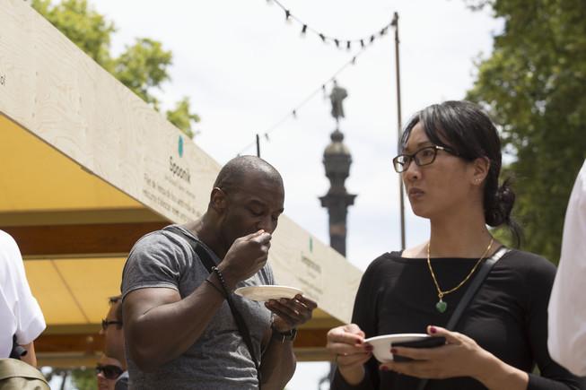 4 propuestas gastronómicas al aire libre para este fin de semana