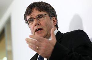 Puigdemont consideró que las condiciones para el debate no eran las adecuadas y declinó amablemente a participar.
