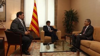 Un conflicto entre catalanes