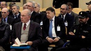 Anticorrupció eleva a vuit anys i mig de presó la seva petició per a Rato per Bankia