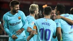 Amb Ter Stegen i Messi n'hi ha prou per guanyar a Bilbao