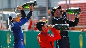 Bottas i Red Bull frenen les ànsies d'Hamilton en el GP d'Àustria