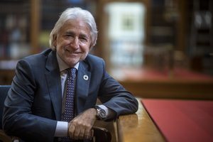 El presidente de Foment del Treball, Josep Sánchez Llibre.