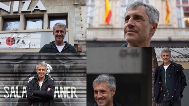 Recorrido por las salas de Barcelona donde se forjó Sergio Dalma.