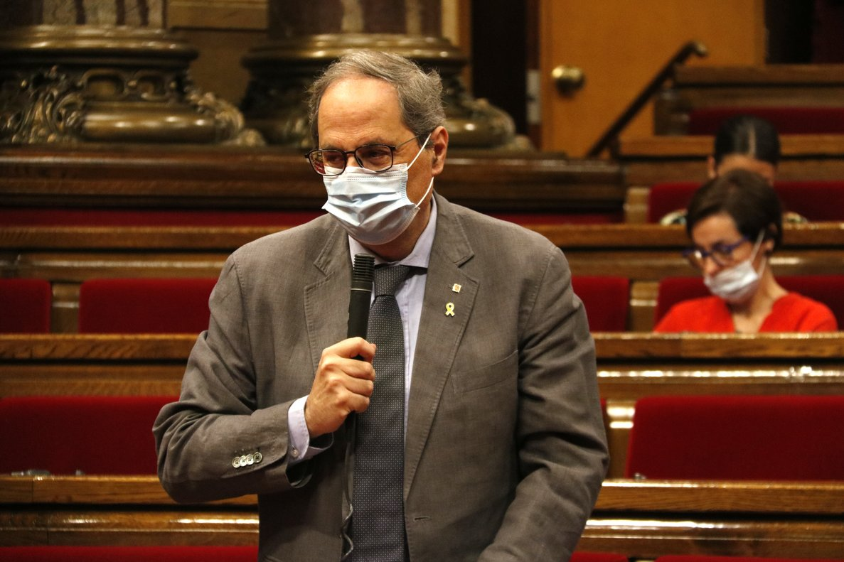 El Parlament tornarà a proclamar que «Catalunya no reconeix ni vol tenir cap rei»
