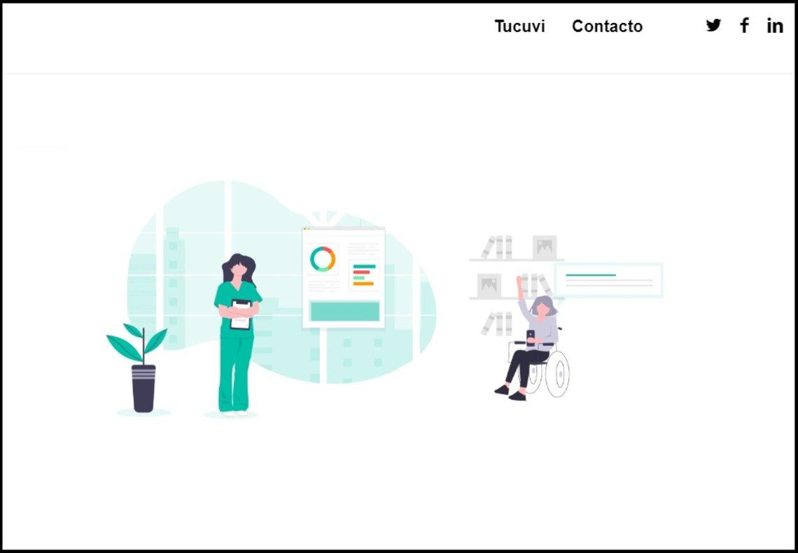 Imagen de la app Tucuvi
