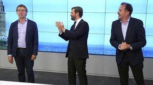 Feijóo celebra les polítiques «moderades» de Rajoy i Aznar