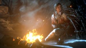 El videojuego Rise of the Tomb Raider.
