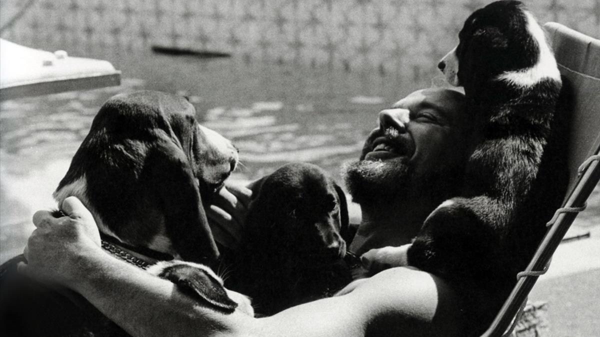 Jaime Gil de Biedma, en 1974.