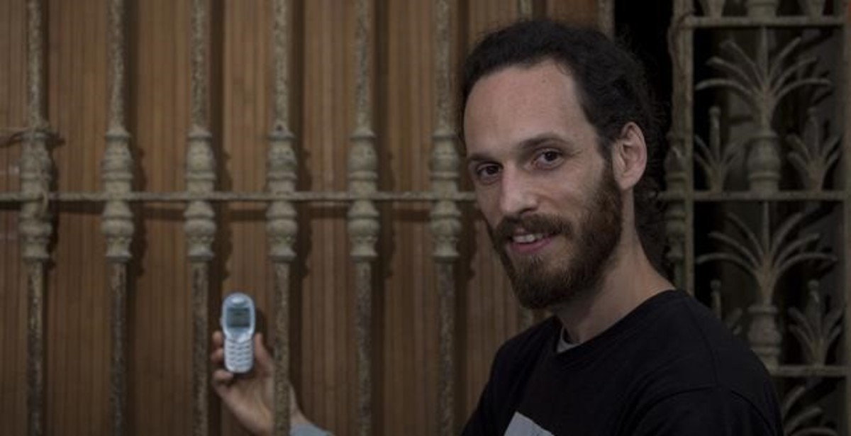Sergio Legaz: «Apagué el móvil y recuperé mi identidad»