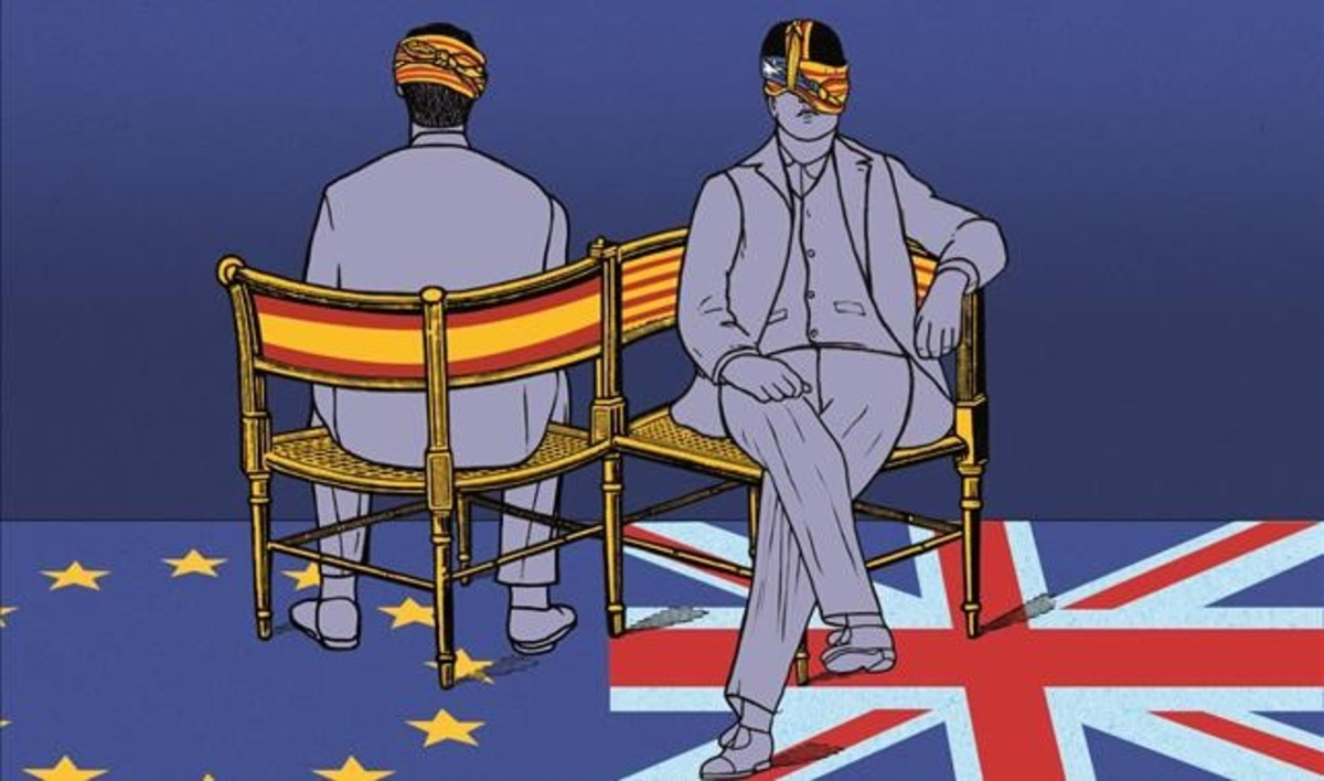 Resultado de imagem para Josep Borrell CARTOONS
