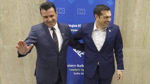 Macedònia passarà a dir-se República de Macedònia del Nord