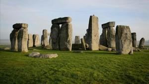 El monumento neolítico de Stonehenge.