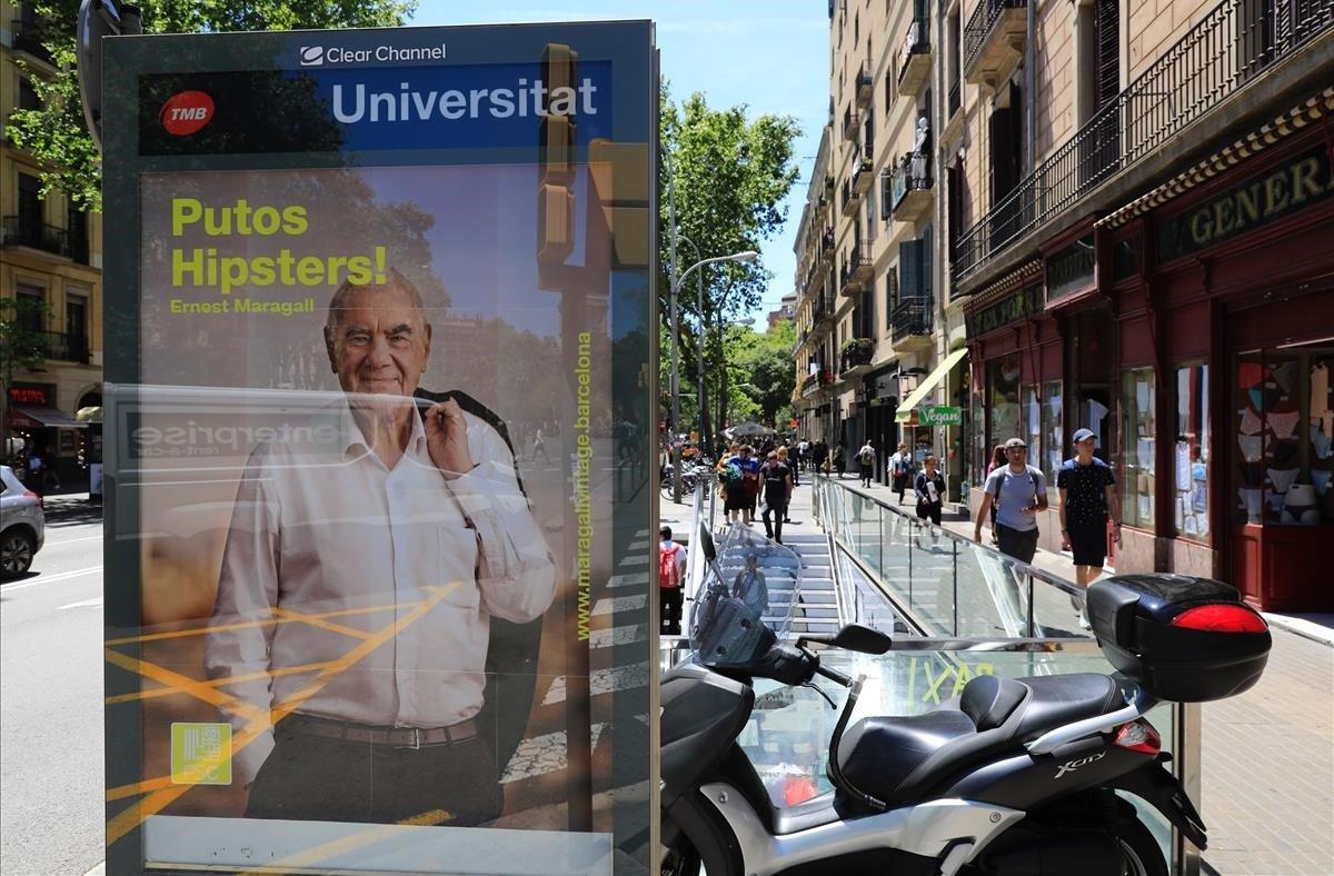 Los piratas de la publicidad desembarcan en Barcelona