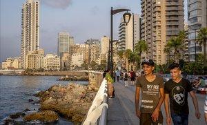 Beirut: 30 años después de la guerra