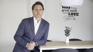 Josep Lluís Sanfeliu,cofundador y socio director de Asabys Partners