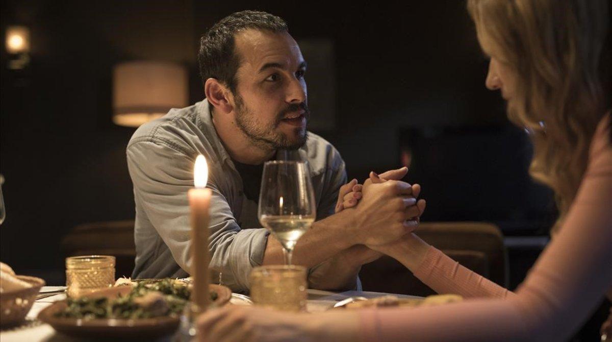 Mario Casas, un Ángel en 'El practicante' que no tiene nada de bueno.