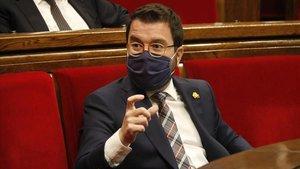 Aragonès: «La situació és extremadament complicada»