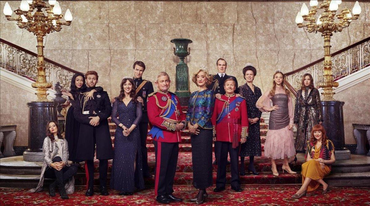 'The Windsors': els 'royals' hilarants