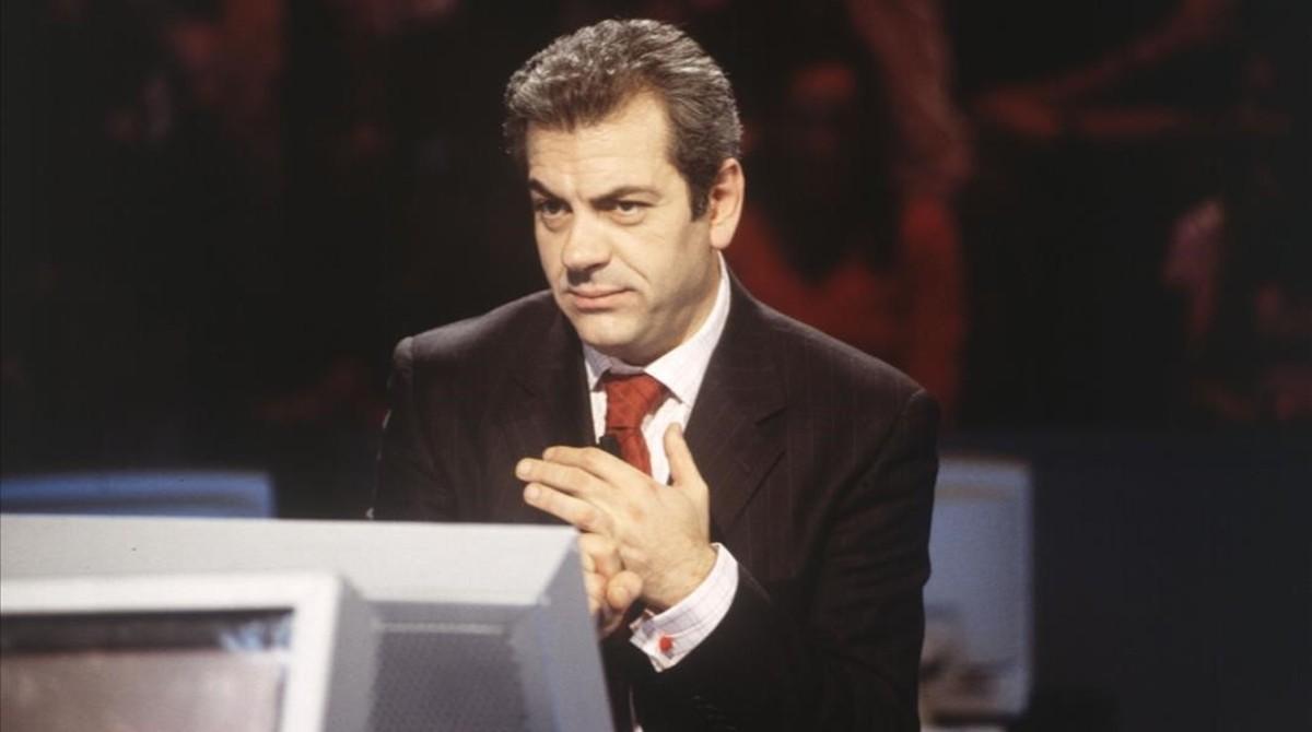 Carlos Sobera, en '¿Quién quiere ser millonario?'