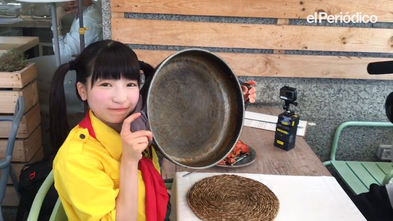 Moeazu: La reina dels concursos de menjar XXL al Japó