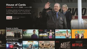 television pantalla netflix para tele