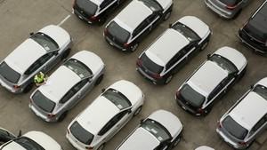 Exportaciones de vehículos