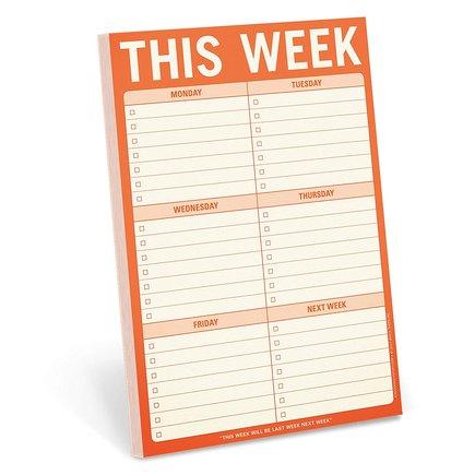 Bloc notas This Week
