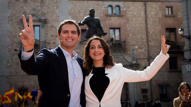 Arrimadas anuncia su candidatura por Barcelona al Congreso para el 28-A.