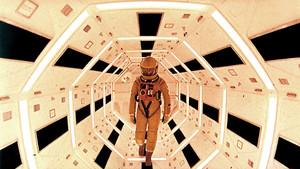 Una imagen del filme, un clásico futurista de 1968.
