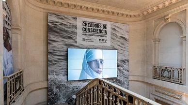 'Creadors de consciència': la exposición fotográfica que deja el corazón encogido