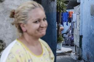 Escenas cotidianas del barrio de Sants