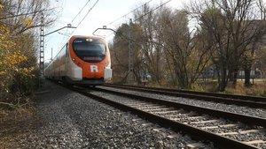 Un menor de 14 anys mor atropellat per un tren a Gualba (Barcelona)