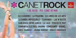 El Canet Rock hace públicos los horarios de las actuaciones