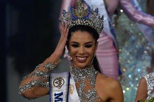 Thalía Olvino guanya la corona del Miss Veneçuela 2019