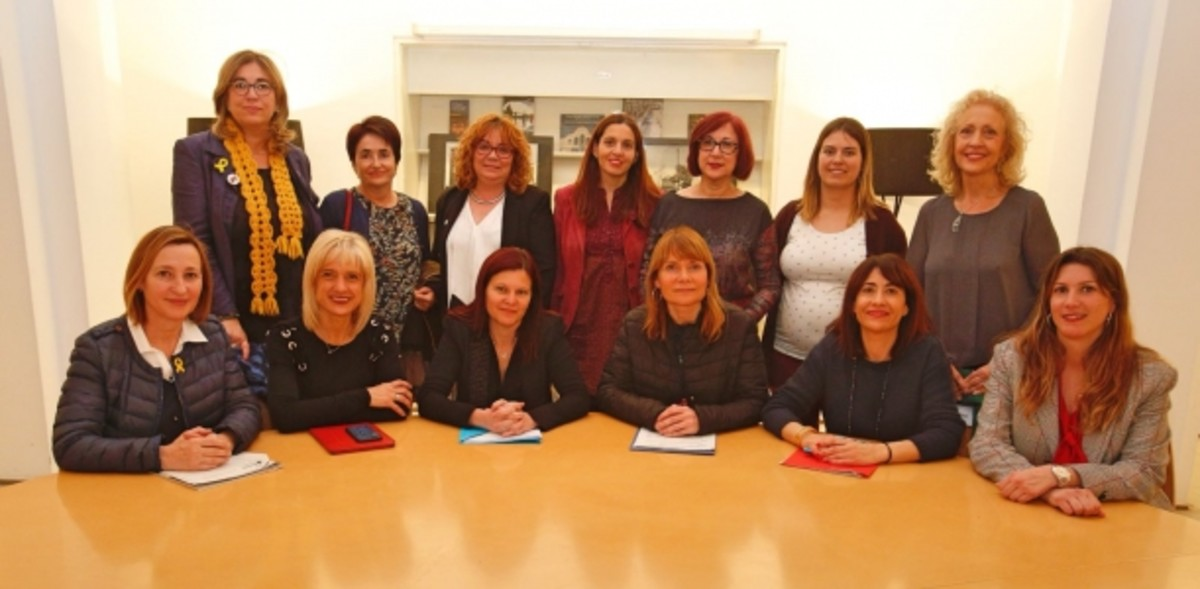 Alcaldesas del Baix Llobregat.