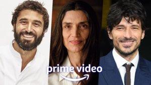 Álex García, Ángela Molina y Andrés Velencoso, nuevos fichajes de 'Un asunto privado', la nueva serie de Bambú y Amazon Prime Video.