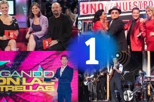 La maldición de los sábados en TVE: los programas que han fracasado desde 'Noche de fiesta'