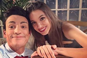 Ana Guerra se pasa por el rodaje de la nueva temporada de 'Homo Zapping'