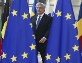 El presidente del Parlamento Europeo,Antonio Tajani.