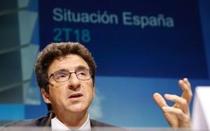 El economista Jefe del Grupo BBVA y Director de BBVA Research Jorge Sicilia.