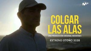 Iker Casillas se despide del fútbol con el documental 'Colgar las alas' en Movistar+