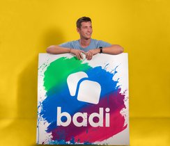 Carlos Pierre,fundador y actual consejero delegado de Badi.//Badi